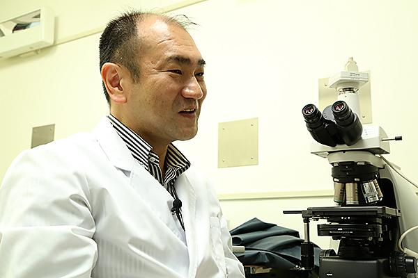 千葉大学 真菌医学研究センター 准教授 矢口 貴志先生