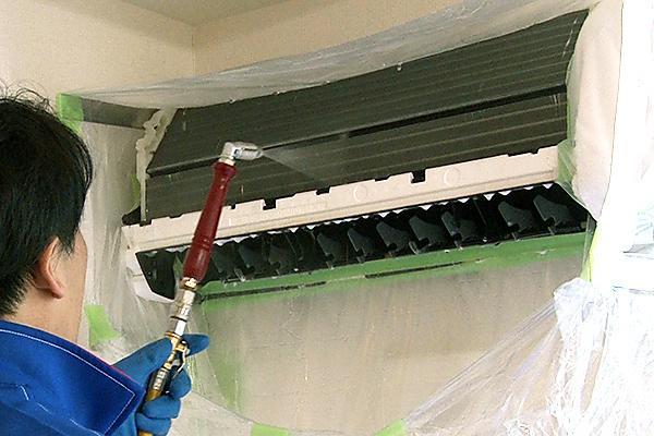 専門業者によるエアコン洗浄