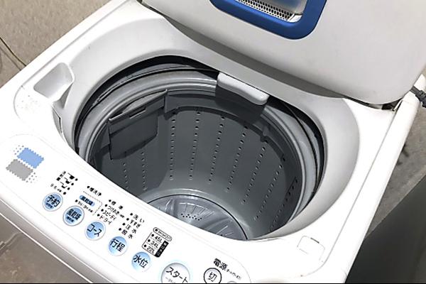 洗濯機の汚れ・臭いの原因はカビ