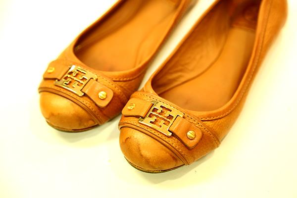 革の素材に合わせた洗浄・乾燥が重要