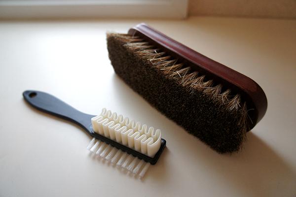 カビ・臭いの原因を取り除く為の道具